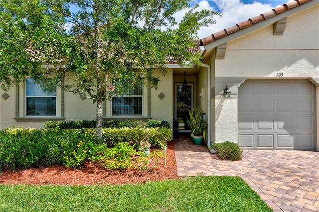 6325 Oxford Circle 103C, Vero Beach, FL 32966 (MLS #232025) :: Billero & Billero Properties