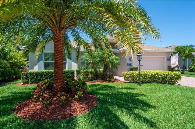 626 Brush Foot Drive, Sebastian, FL 32958 (MLS #232088) :: Billero & Billero Properties