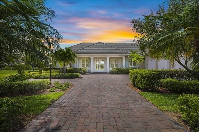 1059 W West Polo Grounds Drive, Vero Beach, FL 32966 (MLS #232212) :: Billero & Billero Properties