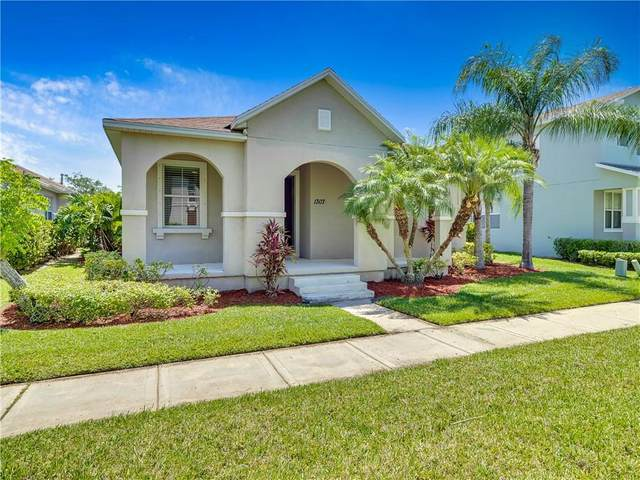 1307 Welcome Drive, Vero Beach, FL 32966 (MLS #232237) :: Billero & Billero Properties
