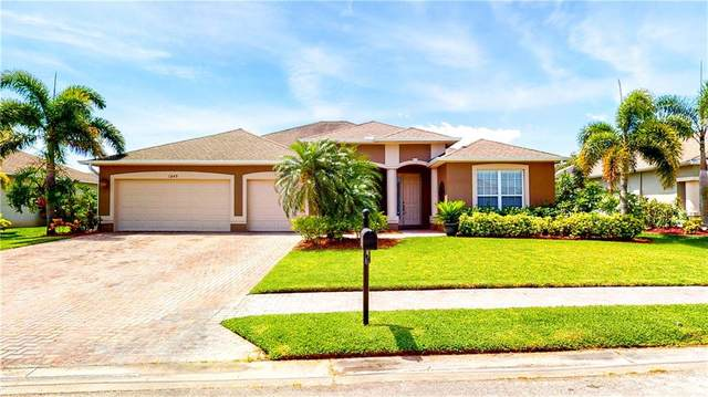 1243 Tan Oak Place, Vero Beach, FL 32966 (MLS #232307) :: Billero & Billero Properties