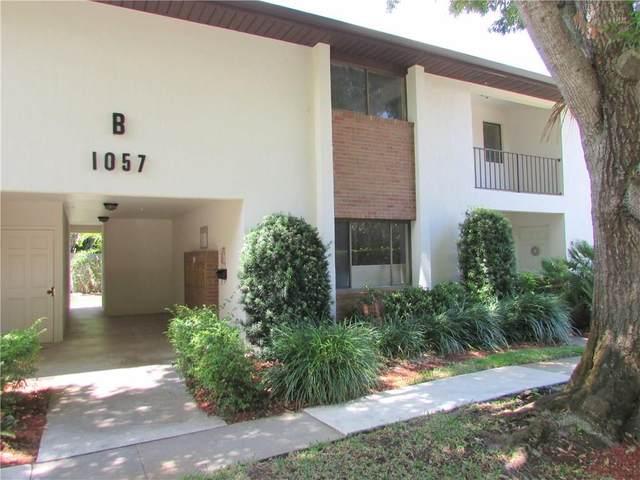 1057 6th Avenue B6, Vero Beach, FL 32960 (MLS #232315) :: Team Provancher | Dale Sorensen Real Estate