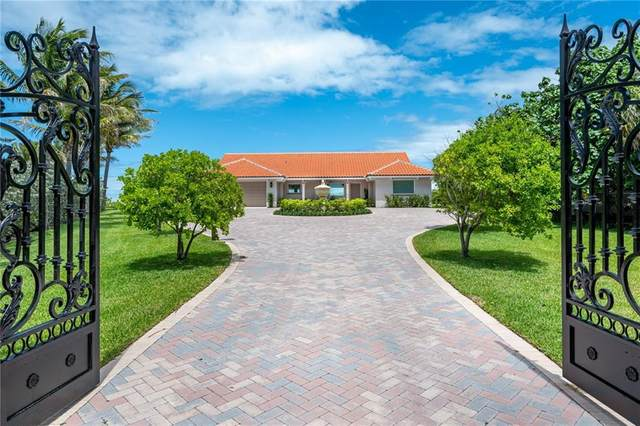 3766 Ocean Drive, Vero Beach, FL 32963 (#232381) :: The Reynolds Team/ONE Sotheby's International Realty