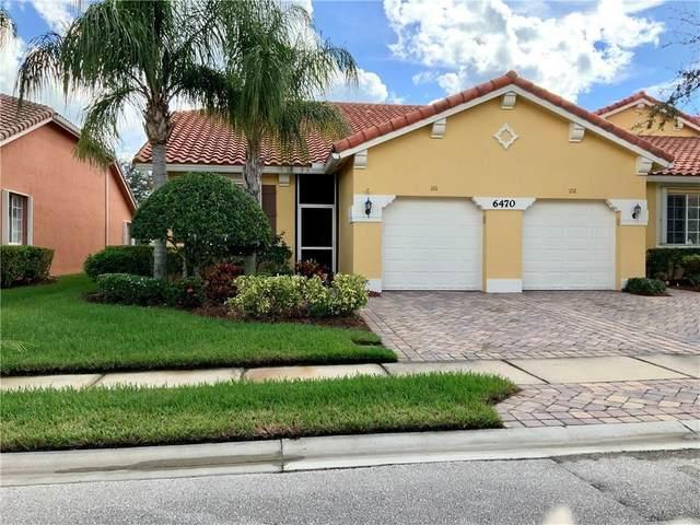 6470 Oxford Circle 101A, Vero Beach, FL 32966 (MLS #232400) :: Billero & Billero Properties