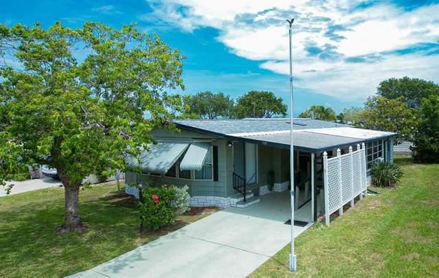 712 Periwinkle Circle, Barefoot Bay, FL 32976 (MLS #232423) :: Billero & Billero Properties