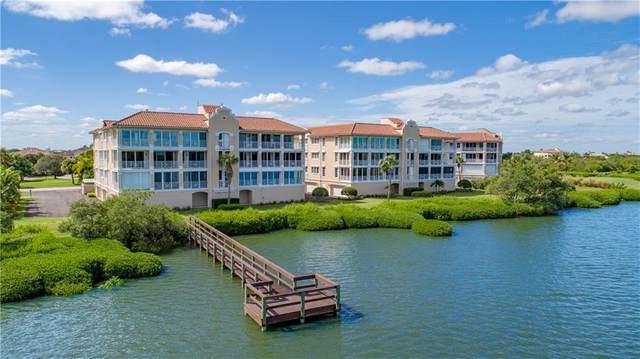 4854 S Harbor Drive #201, Vero Beach, FL 32967 (MLS #232489) :: Team Provancher | Dale Sorensen Real Estate