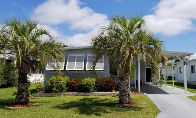 1004 Wren Circle, Barefoot Bay, FL 32976 (MLS #232490) :: Billero & Billero Properties