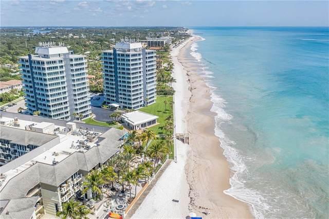 3554 Ocean Drive 202S, Vero Beach, FL 32963 (MLS #232565) :: Billero & Billero Properties