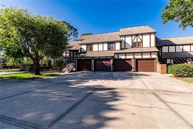 885 Greenwood Manor Circle 2-B, West Melbourne, FL 32904 (MLS #232590) :: Billero & Billero Properties