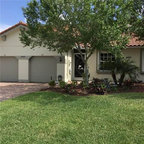 6405 Oxford Circle 102B, Vero Beach, FL 32966 (MLS #232601) :: Billero & Billero Properties