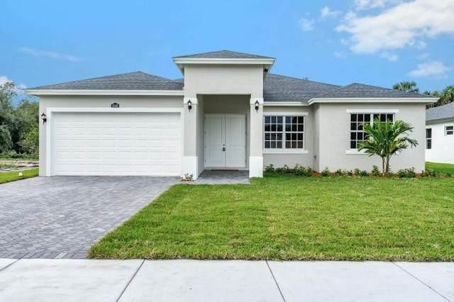 2036 Bridgehampton Terrace, Vero Beach, FL 32966 (MLS #232651) :: Team Provancher | Dale Sorensen Real Estate