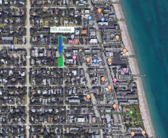 785 Azalea Lane, Vero Beach, FL 32963 (MLS #232695) :: Billero & Billero Properties