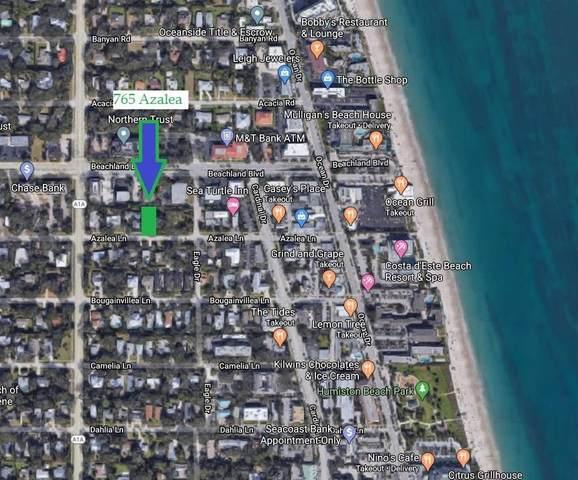 765 Azalea Lane, Vero Beach, FL 32963 (MLS #232697) :: Billero & Billero Properties