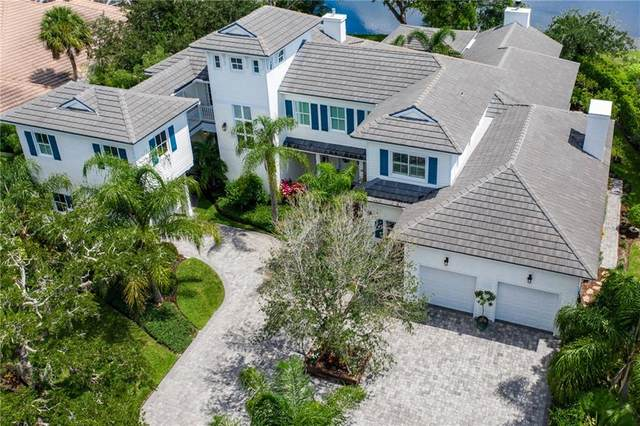 850 River Trail, Indian River Shores, FL 32963 (#232721) :: The Reynolds Team/ONE Sotheby's International Realty