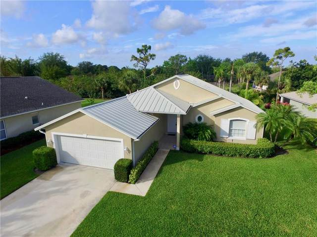 681 Collier Lake Circle, Sebastian, FL 32958 (MLS #232740) :: Billero & Billero Properties