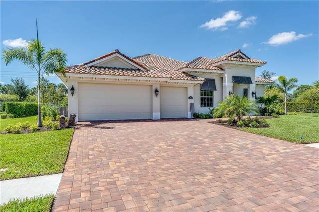 4575 Jacqueline Manor SW, Vero Beach, FL 32968 (MLS #232742) :: Team Provancher | Dale Sorensen Real Estate
