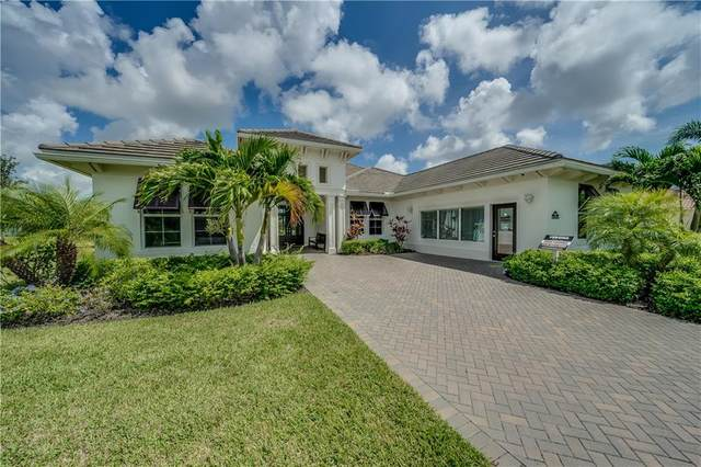 4520 Jacqueline Manor, Vero Beach, FL 32968 (MLS #232745) :: Team Provancher | Dale Sorensen Real Estate