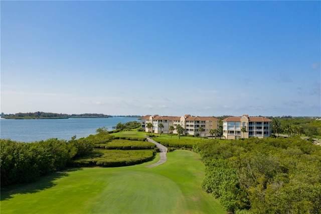 4872 S Harbor Drive #301, Vero Beach, FL 32967 (MLS #232769) :: Team Provancher | Dale Sorensen Real Estate