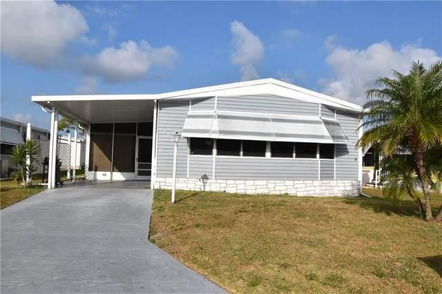 705 Oleander Circle, Barefoot Bay, FL 32976 (MLS #232830) :: Team Provancher | Dale Sorensen Real Estate