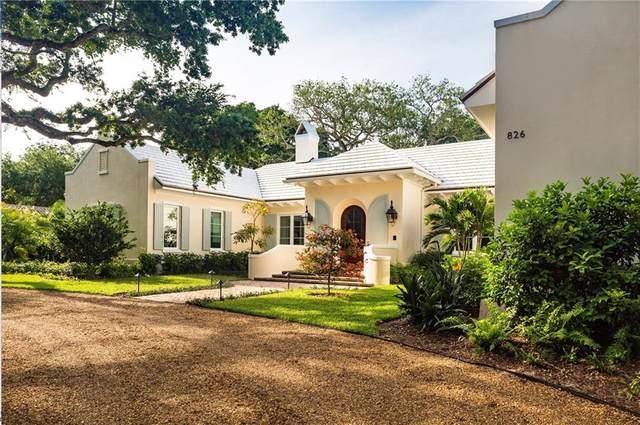 826 Sandfly Lane, Vero Beach, FL 32963 (MLS #232881) :: Team Provancher   Dale Sorensen Real Estate