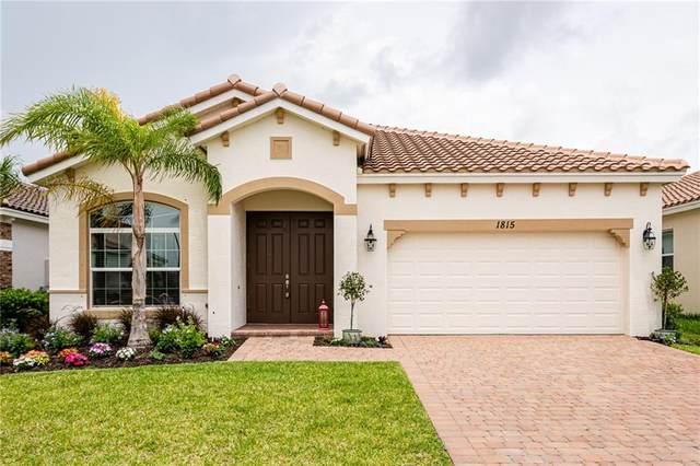 1815 Berkshire Circle SW, Vero Beach, FL 32968 (#232883) :: The Reynolds Team/ONE Sotheby's International Realty