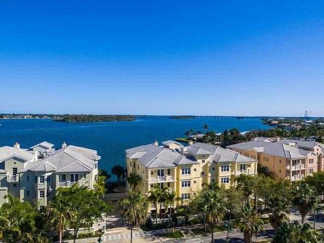 7 Royal Palm Point Ph-E, Vero Beach, FL 32960 (MLS #232895) :: Team Provancher | Dale Sorensen Real Estate
