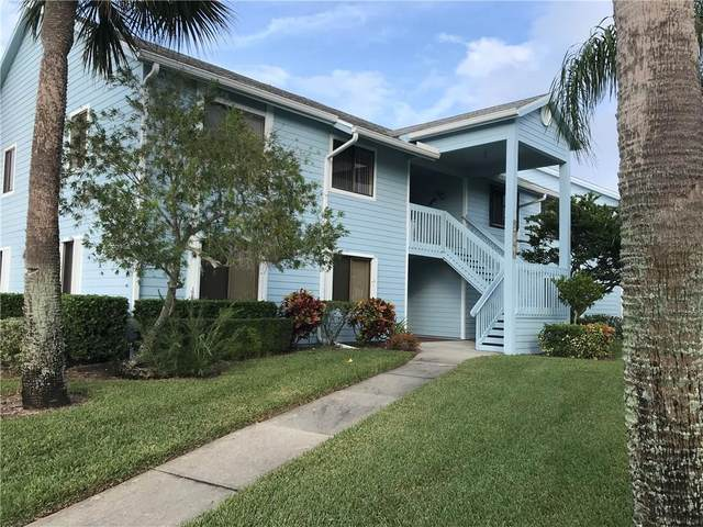 5740 Pelican Pointe Drive #2, Sebastian, FL 32958 (MLS #232922) :: Team Provancher | Dale Sorensen Real Estate