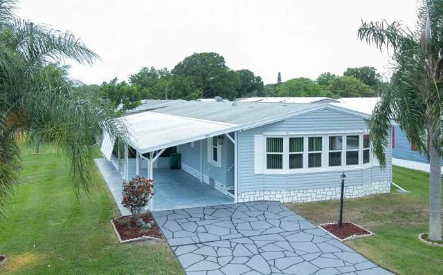 601 Marlin Circle, Barefoot Bay, FL 32976 (MLS #232944) :: Billero & Billero Properties
