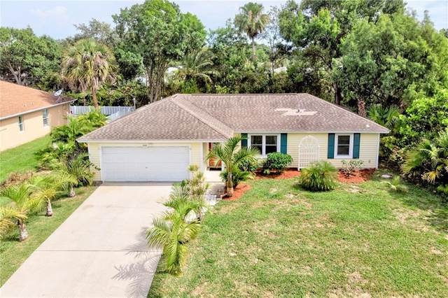 850 Haverhill Avenue, Sebastian, FL 32958 (MLS #232965) :: Team Provancher | Dale Sorensen Real Estate