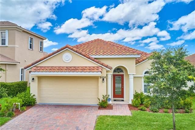 2008 Albany Terrace SW, Vero Beach, FL 32968 (MLS #233062) :: Team Provancher | Dale Sorensen Real Estate