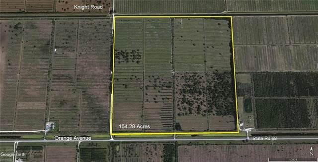 17850 Orange Avenue, Fort Pierce, FL 34950 (MLS #233119) :: Billero & Billero Properties