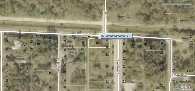 158 N Broadway Street, Fellsmere, FL 32948 (MLS #233130) :: Team Provancher   Dale Sorensen Real Estate