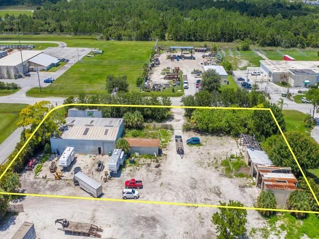2801 Industrial 3 Avenue, Fort Pierce, FL 34950 (MLS #233177) :: Team Provancher | Dale Sorensen Real Estate