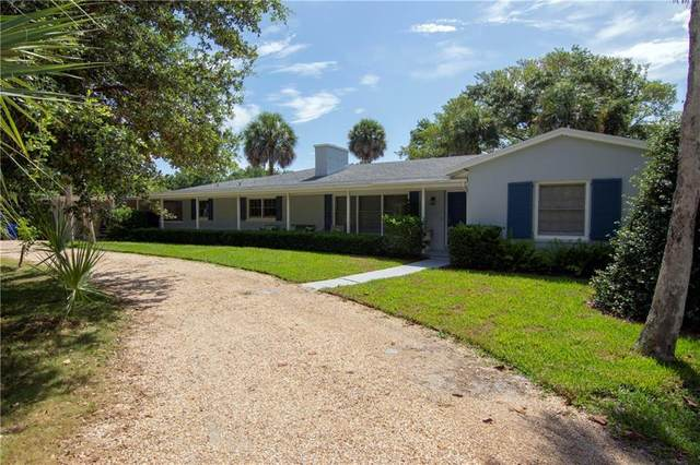 1602 E Camino Del Rio, Vero Beach, FL 32963 (MLS #233208) :: Team Provancher   Dale Sorensen Real Estate