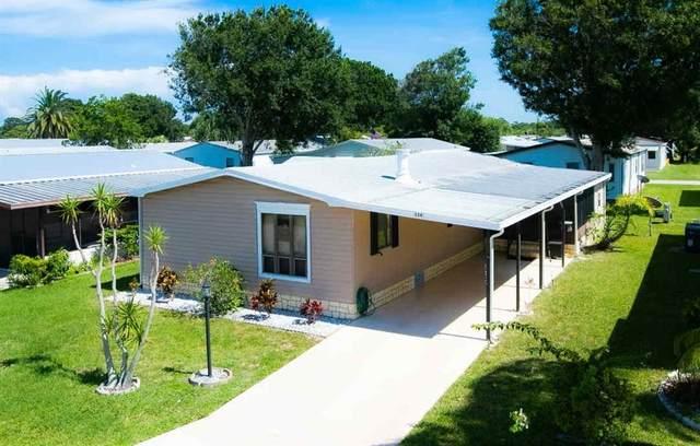 559 Tarpon Drive, Barefoot Bay, FL 32976 (MLS #233220) :: Team Provancher   Dale Sorensen Real Estate