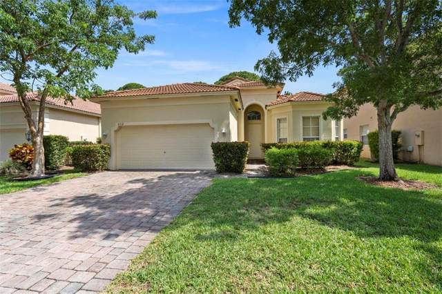 6212 Spring Lake Terrace, Fort Pierce, FL 34951 (MLS #233245) :: Team Provancher | Dale Sorensen Real Estate