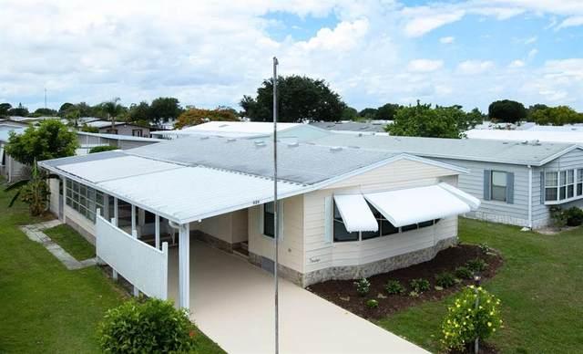 629 Amaryllis Drive, Barefoot Bay, FL 32976 (MLS #233461) :: Billero & Billero Properties