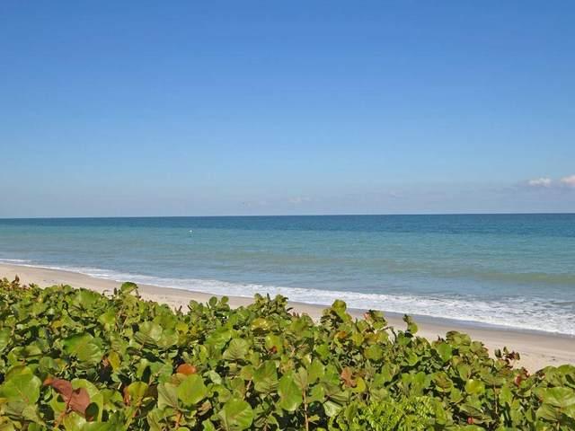400 Beach Road #228, Indian River Shores, FL 32963 (MLS #233544) :: Team Provancher | Dale Sorensen Real Estate