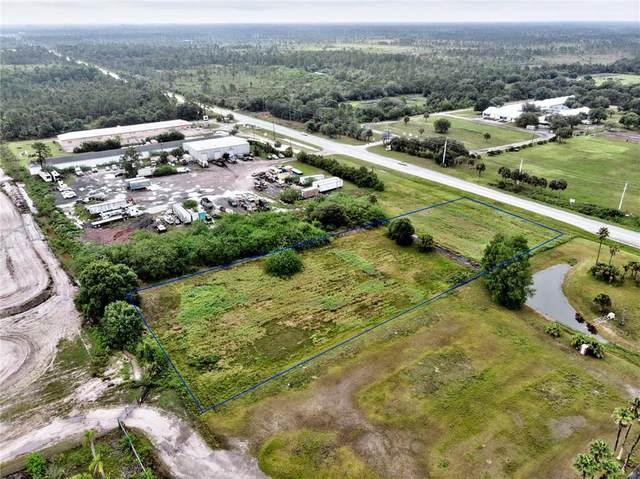000 County Rd. 512, Fellsmere, FL 32948 (MLS #233551) :: Team Provancher   Dale Sorensen Real Estate