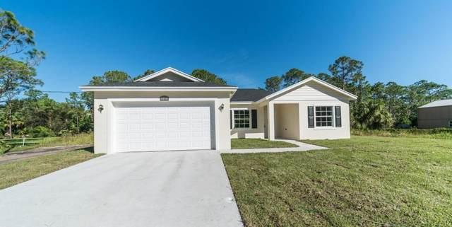 2037 Bridgehampton Terrace, Vero Beach, FL 32966 (MLS #233554) :: Team Provancher | Dale Sorensen Real Estate