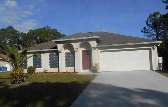 Palm Bay, FL 32907 :: Billero & Billero Properties