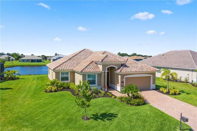 4712 Four Lakes Circle, Vero Beach, FL 32968 (MLS #233602) :: Team Provancher | Dale Sorensen Real Estate