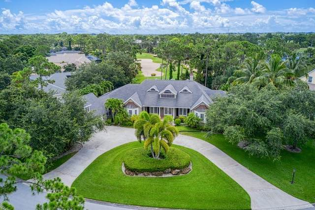 1100 Carolina Circle, Vero Beach, FL 32962 (MLS #233631) :: Billero & Billero Properties