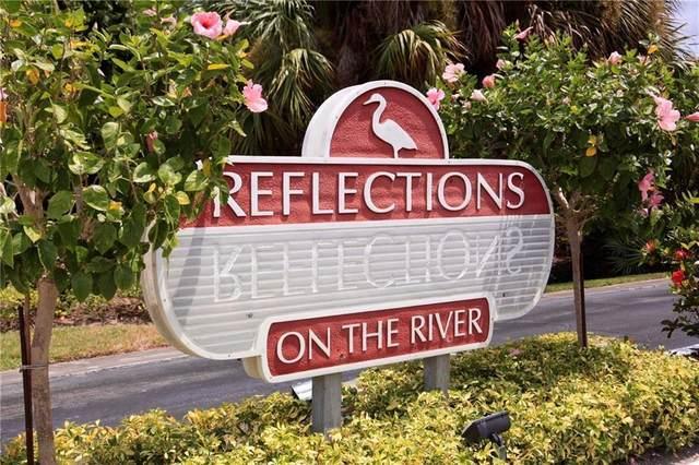6232 N Mirror Lake Drive #624, Sebastian, FL 32958 (MLS #233650) :: Team Provancher | Dale Sorensen Real Estate
