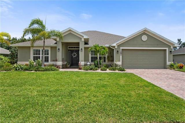 1287 Scarlet Oak Circle, Vero Beach, FL 32966 (MLS #233706) :: Team Provancher | Dale Sorensen Real Estate