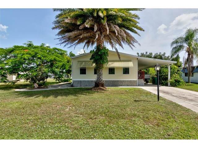 914 Spruce Street, Barefoot Bay, FL 32976 (MLS #233740) :: Billero & Billero Properties
