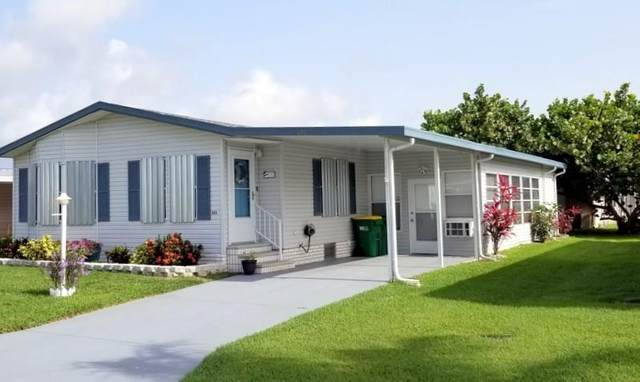 606 Royal Tern Drive, Barefoot Bay, FL 32976 (MLS #233765) :: Billero & Billero Properties