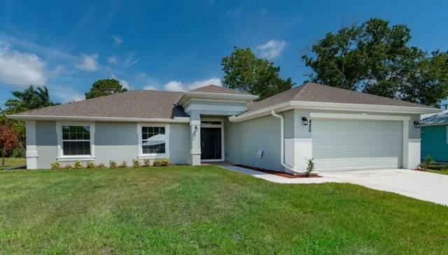 719 Media Terrace #10, Sebastian, FL 32958 (MLS #233779) :: Team Provancher | Dale Sorensen Real Estate