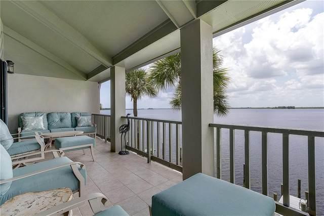 1001 Bay Road #302, Vero Beach, FL 32963 (MLS #233787) :: Team Provancher | Dale Sorensen Real Estate
