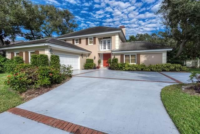 1260 Indian Mound Trail, Vero Beach, FL 32963 (MLS #233795) :: Team Provancher | Dale Sorensen Real Estate